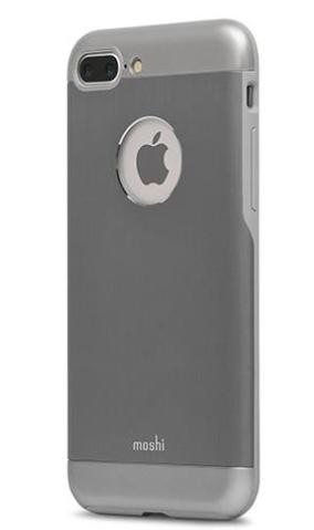 Moshi Moshi iGlaze Armour for iPhone 7 Plus - Gray