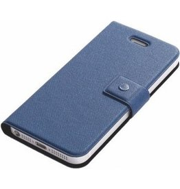 Fenice Fenice iPhone 5/5s/SE Diario - Blue