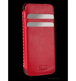 Sena Sena Lusio for iPhone 5S / SE - Red