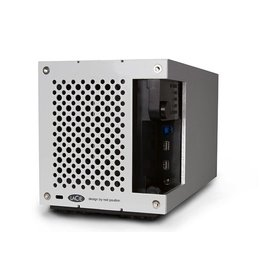 Lacie LaCie 2Big 12TB Thunderbolt2 Raid<br /> &lt;li&gt;Dual Thunderbolt 2 ports for 4K workflows.&lt;/li&gt;<br /> &lt;li&gt;Innovative design with RAID for reliability.&lt;/li&gt;<br /> &lt;li&gt;USB 3.0 for PC and Mac® compatibility&lt;/li&gt;<br /> &lt;li&gt;Available for special order.&lt;/li&gt;