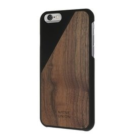 Native Union Native Union Clic Wooden Case for iPhone 8/7 - Black