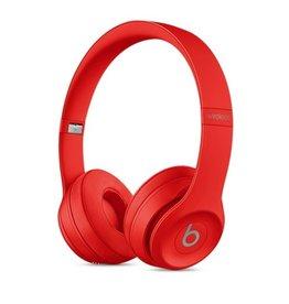 Beats Beats Solo3 Wireless On-Ear Headphones - (PRODUCT) Red