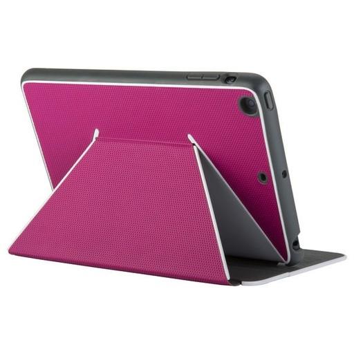 Speck Speck Durafolio for iPad mini 1/2/3 - Fuchsia Pink / White