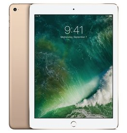 Apple iPad Wi-Fi + Cellular 32GB- Gold