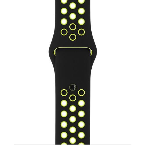 Apple Apple Watch 38mm Black / Volt Nike Sport Band