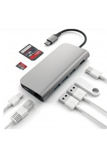 Satechi Satechi USB-C Multiport Adapter - Space Gray