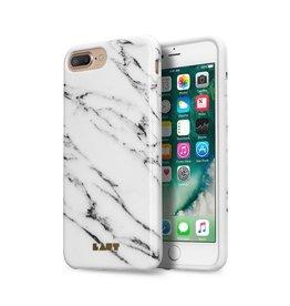 Laut Laut Huex Elements Case for iPhone 8/7/6 Plus - White Marble