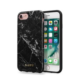 Laut Laut Huex Elements Case for iPhone 8/7/6 - Black Marble