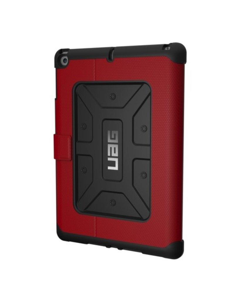 UAG UAG Metropolis Case for iPad (2017) - Red / Black