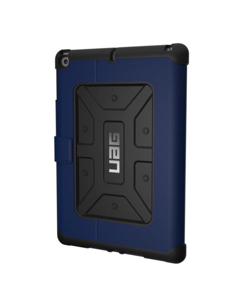 UAG UAG Metropolis Case for iPad (2017) - Blue / Black