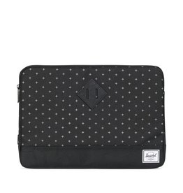 Herschel Supply Herschel Supply Heritage Computer Sleeve 13 - Black Gridlock