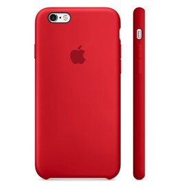 Apple Apple iPhone 6s Silicone Case - PRODUCT(RED)