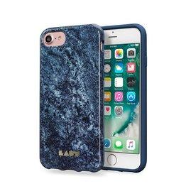 Laut Laut Huex Elements Case for iPhone 8/7/6 - Blue Marble