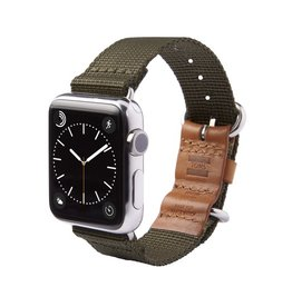 TOMS TOMS Apple Watch 42mm Utility Band - Olive