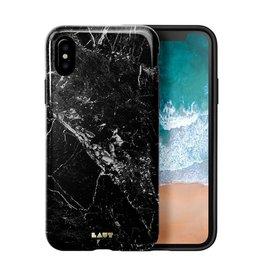 Laut Laut Huex Elements Case for iPhone X - Black Marble