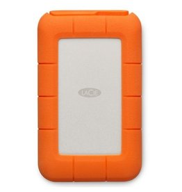 Lacie LaCie Rugged 4TB USB-C Mobile Drive