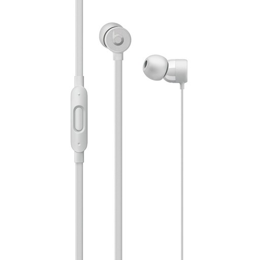 Beats urBeats3 Earphones with Lightning Connector - Matte Silver