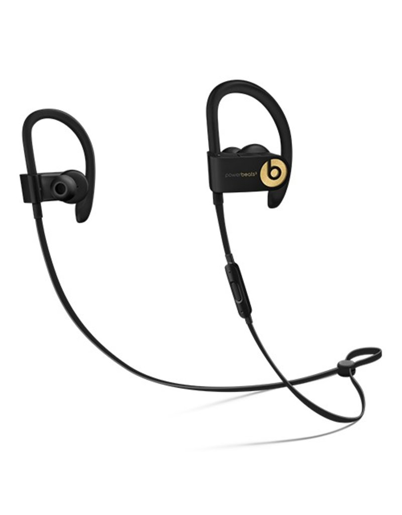 Beats Beats Powerbeats3 Wireless Earphones - Trophy Gold