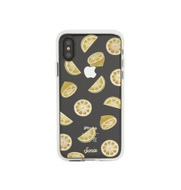 Sonix Sonix Clear Coat Case for iPhone X - Lemonade