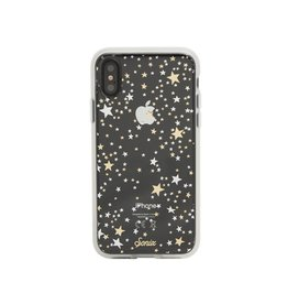 Sonix Sonix Clear Coat Case for iPhone X - Starry Night