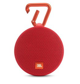 JBL JBL Clip2 Bluetooth Speaker - Red