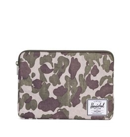 Herschel Supply Herschel Supply Anchor Computer sleeve 13 Inch (Oct 2016) - Frog Camo