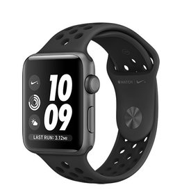 Apple Apple Watch Nike+ GPS 42mm Space Grey Aluminium Case with Anthracite/Black Nike Sport Band