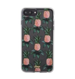 Sonix Sonix Clear Coat Case for iPhone 8/7/6 Plus - Pink Pineapple