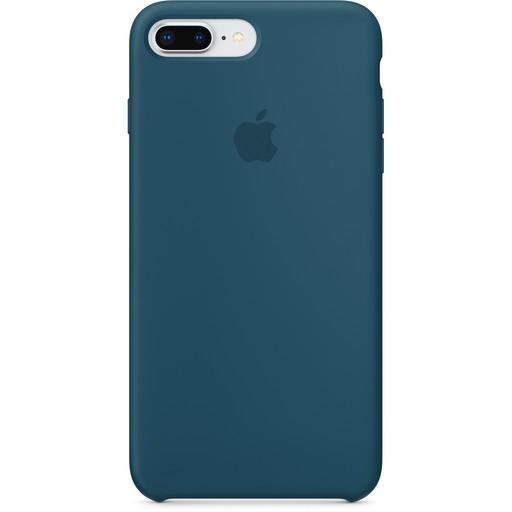 Apple Apple iPhone 8/7 Plus Silicone Case - Cosmos Blue