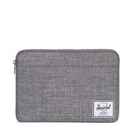 Herschel Supply Herschel Supply Anchor Computer sleeve 13 Inch -Raven Crosshatch