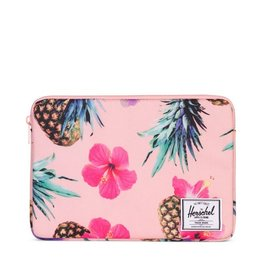 Herschel Supply Herschel Supply Anchor Computer sleeve 13 Inch -Peach Pineapple