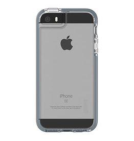 Gear4 Gear4 D30 Piccadilly Case for iPhone 5/SE - Clear / Space Grey