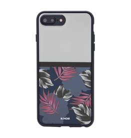 Bondir Clear Coat Case for iPhone 8/7/6 Plus - Tropic