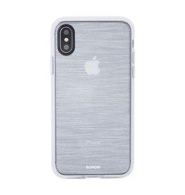 Bondir Clear Coat Case for iPhone X - Mist