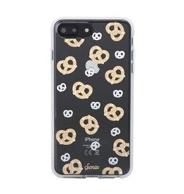 Sonix Sonix Clear Coat Case for iPhone 8/7/6 - Pretzel