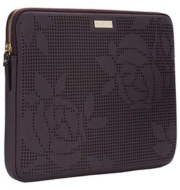 "kate spade new york kate spade Sleeve for 13"" Macbook - Perforated Rose / Mahogany"