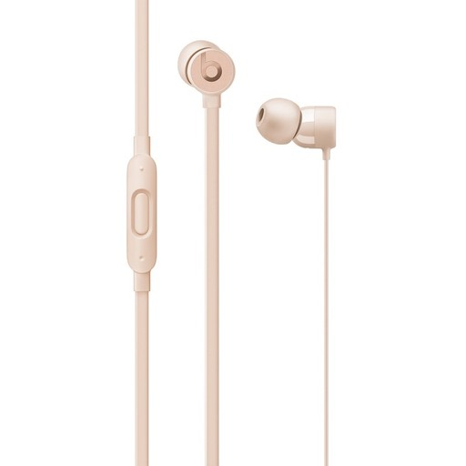 Beats urBeats3 Earphones with Lightning Connector - Matte Gold