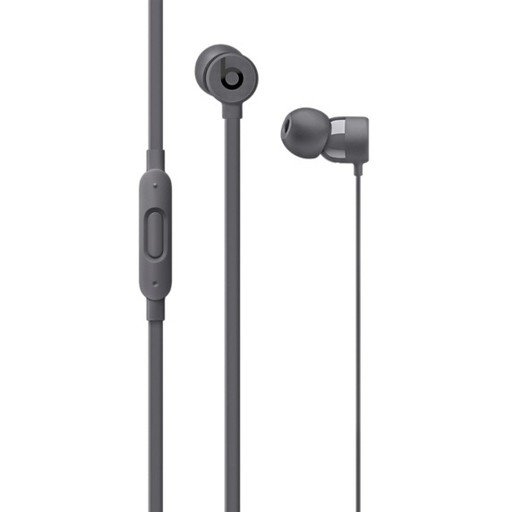 Beats urBeats3 Earphones with 3.5mm Plug - Gray
