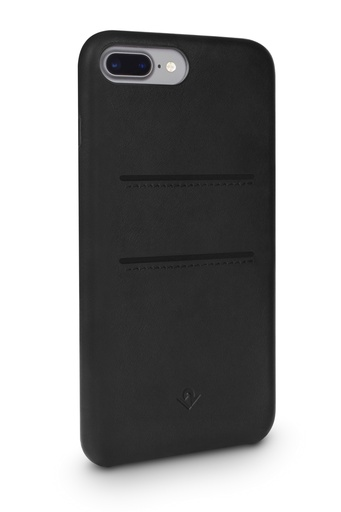 Twelve South Twelve South Relaxed Leather Case with Pockets for iPhone 8/7/6 Plus - Black