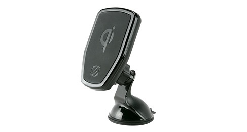 Scosche Scosche MagicMount Magnetic Mount & Qi Charger for Car