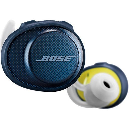 Bose Bose® SoundSport® Free Wireless Headphones - Navy / Citron