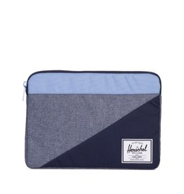 Herschel Supply Herschel Supply Anchor Computer sleeve 13 Inch (Oct 2016) - Dark Chambray / Hydrangea