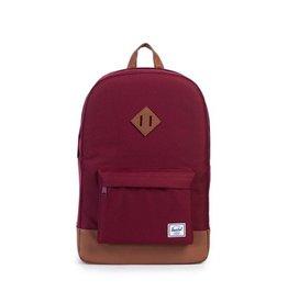 Herschel Supply Herschel Supply Heritage Backpack - Windsor Wine / Tan
