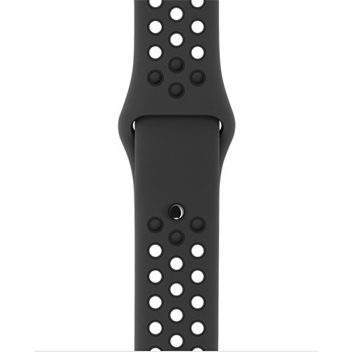 Apple Apple Watch 38mm Anthracite / Black Nike Sport Band