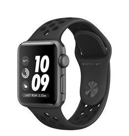Apple Apple Watch Nike+ GPS 38mm Space Grey Aluminium Case with Anthracite/Black Nike Sport Band