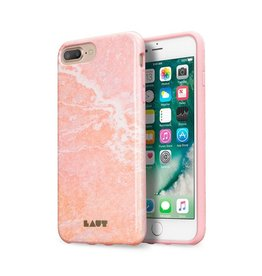 Laut Laut Huex Elements Case for iPhone 8/7/6 Plus - Pink Marble