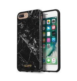 Laut Laut Huex Elements Case for iPhone 8/7/6 Plus - Black Marble
