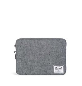 Herschel Supply Herschel Supply Anchor Computer sleeve 13 Inch - Scattered Raven Crosshatch