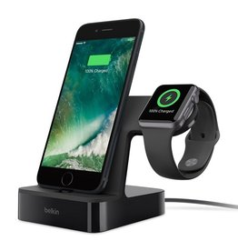 Belkin Belkin PowerHouse Dock for iPhone & Watch - Black