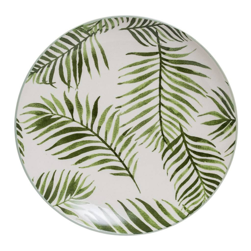 Design Home Fern Plate